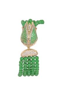 emerald-quartz-crystal-bracelet