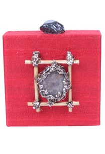 red-stone-embellished-square-clutch
