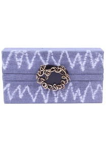 indigo-dyed-embellished-rectangular-clutch