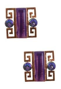 dimante-and-purple-geometric-studs