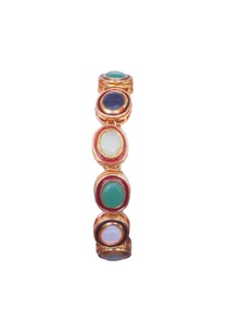green-and-red-onyx-bangle