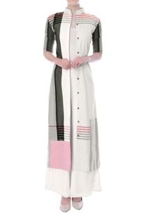 white-horizontal-and-vertical-printed-jacket