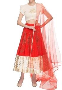 ivory-red-embroidered-lehenga-set