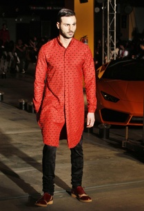 silk-kurta-shirt-trouser-set