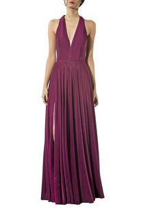 wine-halter-gown