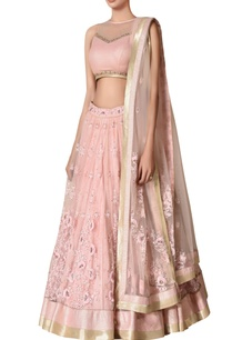 pastel-pink-floral-tonal-embroidered-lehenga-set