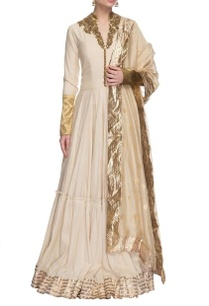 light-beige-gold-embroidered-anarkali-set