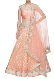 light-pink-silver-embroidered-lehenga-set