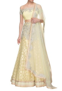 light-yellow-silver-embroidered-lehenga-set
