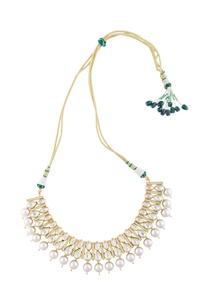 gold-kundan-choker-necklace