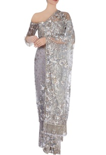 grey-embellished-sari-blouse