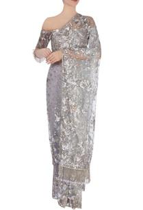 grey-embellished-sari-blouse