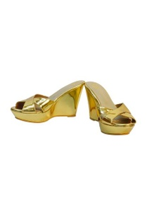 metallic-gold-high-heel-wedges