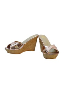 metallic-rose-gold-wedges