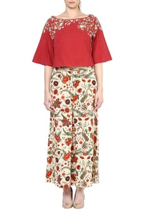 red-bird%c2%a0embroidered-crop-top-with-printed-palazzos