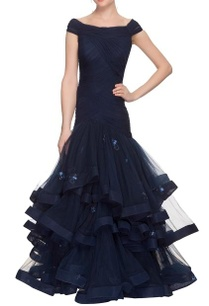 midnight-blue-embroidered-tulle-gown