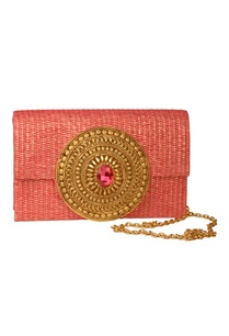 pink-jute-embroidered-clutch