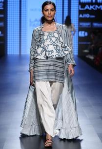 blue-white-top-dhoti-pants-jacket