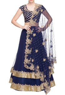 navy-blue-sequin-embroidered-lehenga-set