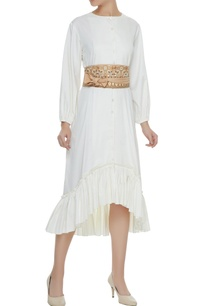 white-cotton-frilled-dress