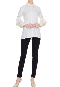 white-solid-victorian-shirt