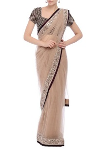 oyster-swarovski-embroidery-sari-with-blouse