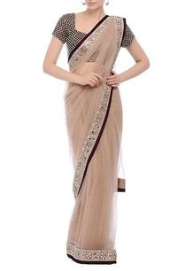 oyster-swarovski-embroidery-sari-with-blouse