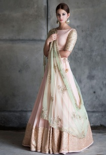 blush-pink-gold-embellished-lehenga-set