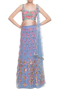 pastel-cerulean-blue-embroidered-lehenga-set