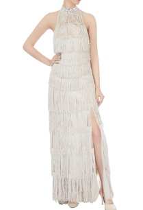 beige-net-gown-with-fringe-detailing