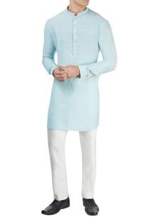 sky-blue-kurta-white-pants