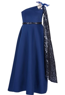 navy-blue-sequin-party-gown