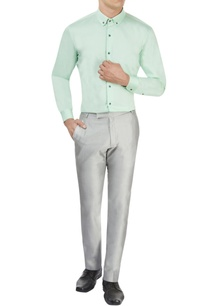 mint-green-tailored-shirt