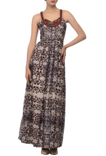 purple-multicolored-printed-maxi-dress