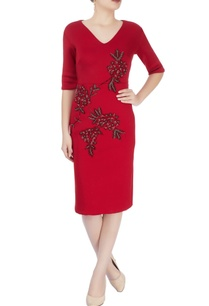 red-hand-embroidered-dress