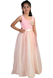 soft-pink-stretch-yoke-embroidered-flowy-gown