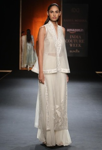 ivory-hand-embroidered-long-dress-with-matching-jacket