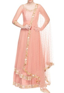 rose-pink-double-layer-floral-embroidered-anarkali