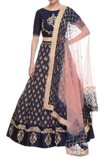 royal-blue-gold-embroidered-lehenga-set
