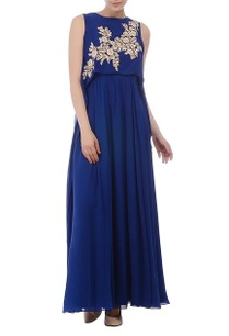 royal-blue-gold-floral-embroidered-dress