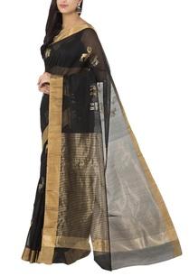 black-deer-chanderi-sari