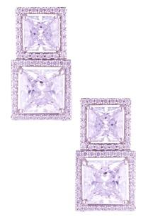 princess-cut-sparkling-stud-earrings