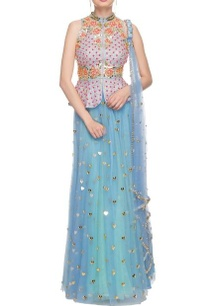 sky-blue-pastel-blue-embroidered-lehenga-set