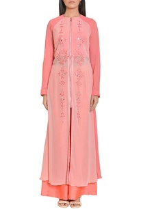rosy-pink%c2%a0mirror-work-embroidered-tunic