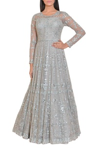 stone-grey-mirror-work-embroidered-gown
