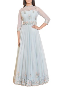 icy-blue-floral-mirror-work-embroidered-gown