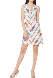 ikat-handwoven-a-line-dress