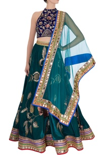 blue-green-sequin-embroidered-lehenga
