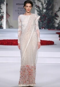 ivory-lace-sari-gown