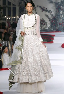 ivory-metal-rose-embroidered-anarkali-set